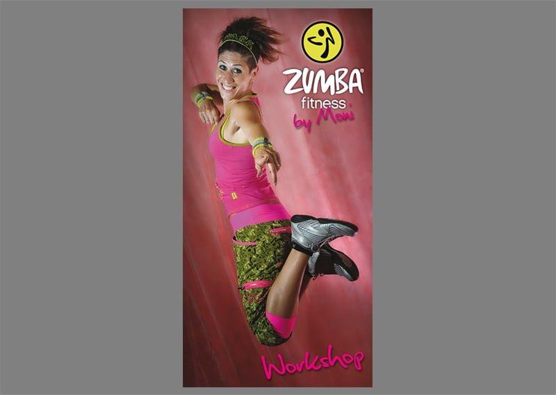 Flyer Zumba