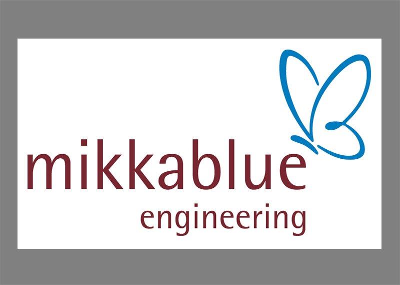 Logoentwicklung mikkablue gmbh