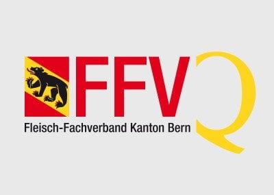 Logoentwicklung Fleischfachverband Bern