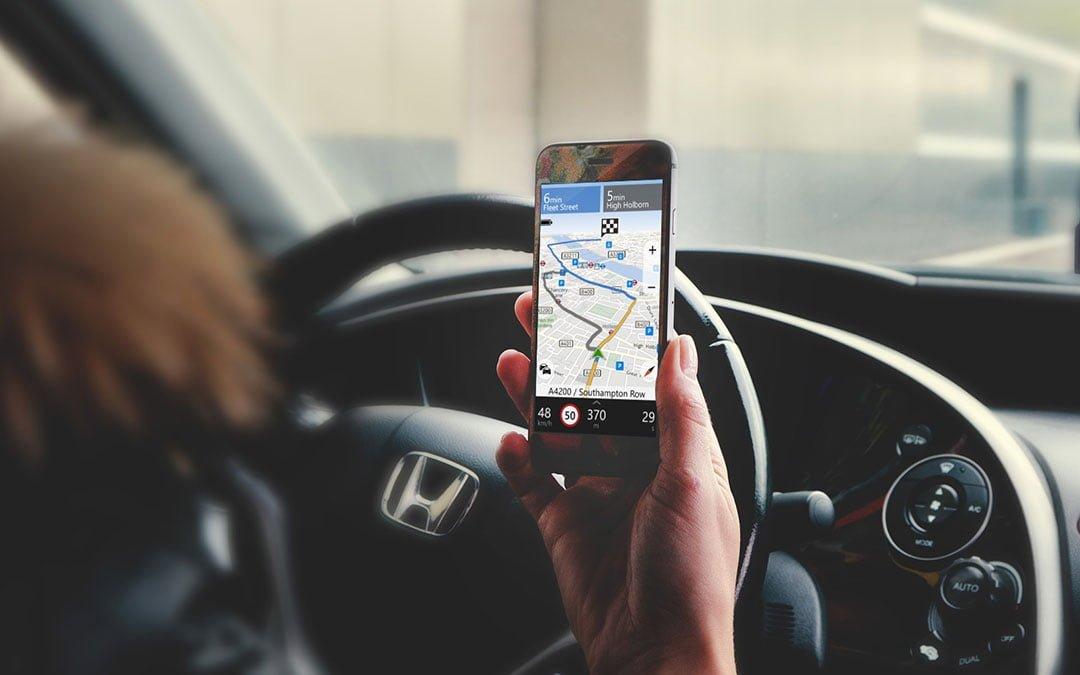 App-Tipp: Navigation mit iPhone