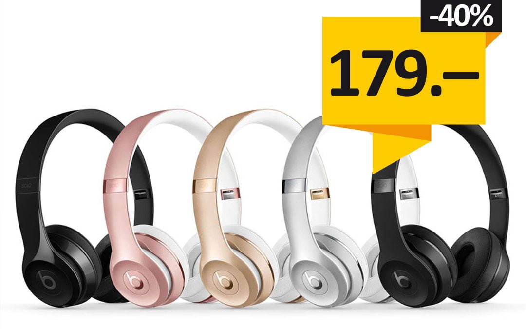Beats Solo3 Wireless 40% günstiger