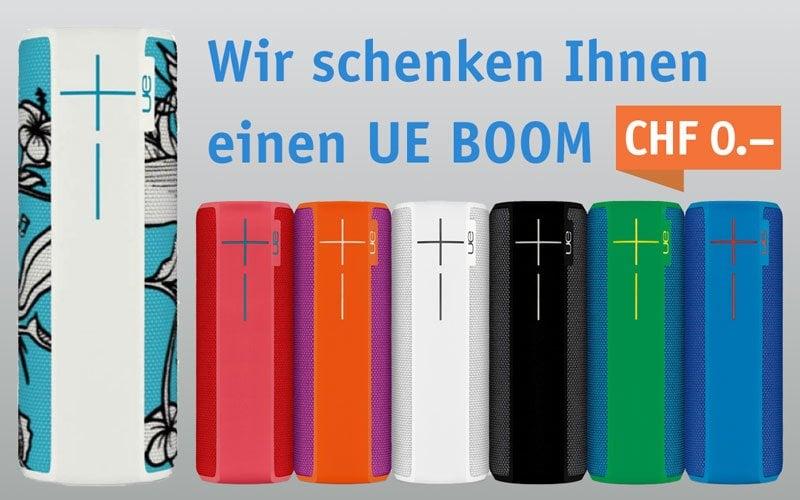 Expired:Jubiläumsangebot: kostenloser UE Boom