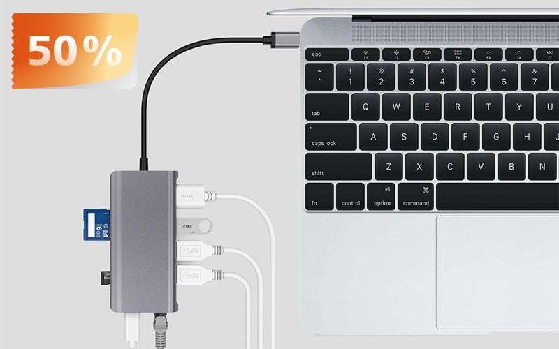 Sommeraktion: USB-C mini Dock