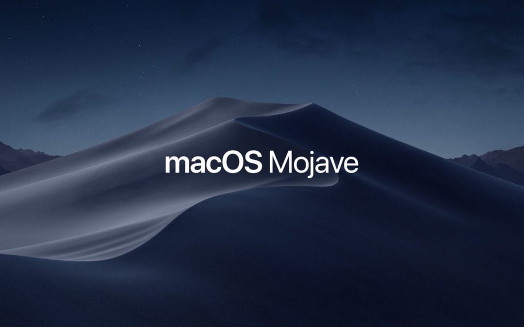 Grosse Systemupdates: 10.14.1 Mojave, iOS 12.1, und tvOS 12.1