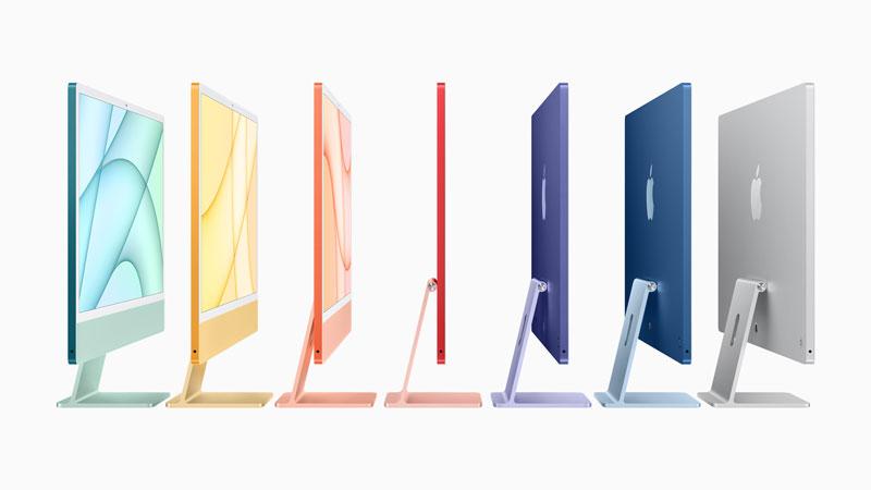 Apple stellt zum Frühling neue Geräte vor